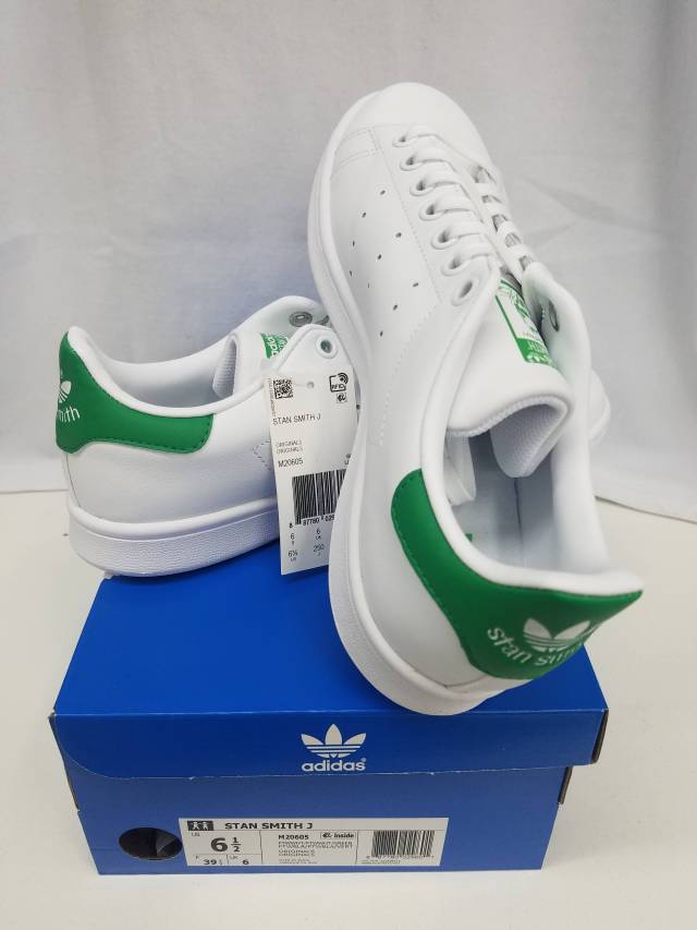 order factory price best cheap Adidas Stan Smith Originals Classics Youth Gs M20605