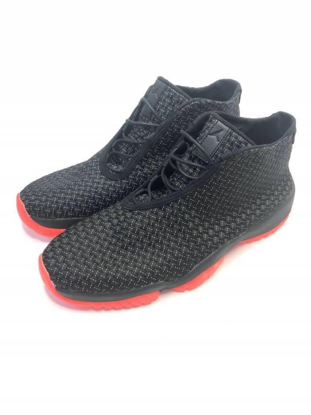 chaussures de séparation c3ce5 47485 Air Jordan Future Black Infrared