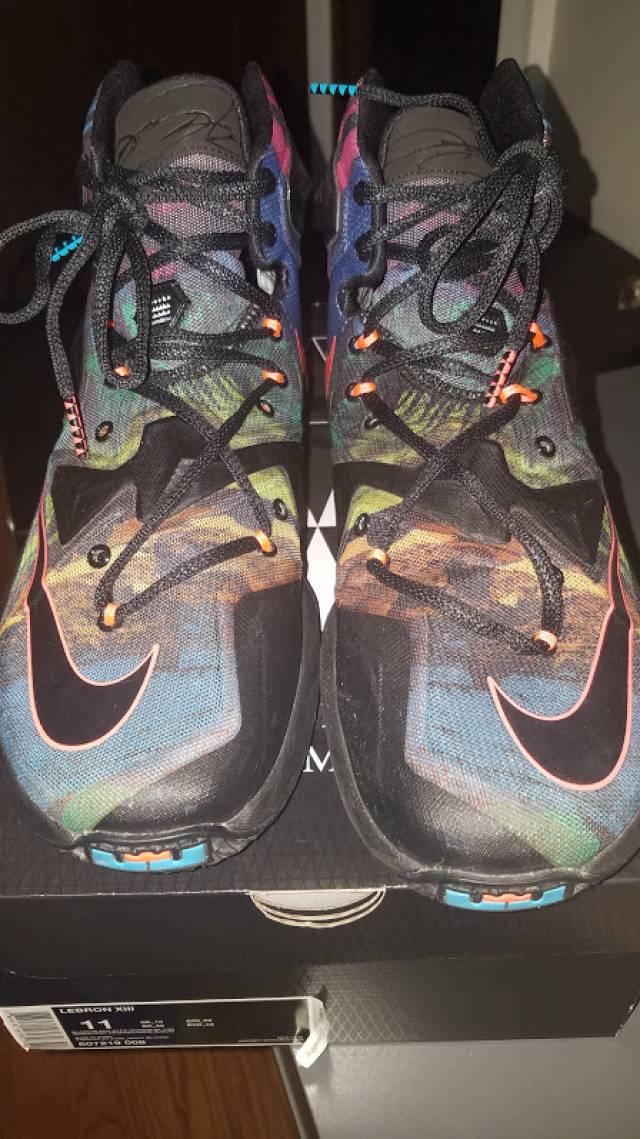 Nike LeBron 13 - Akronite Philosophy