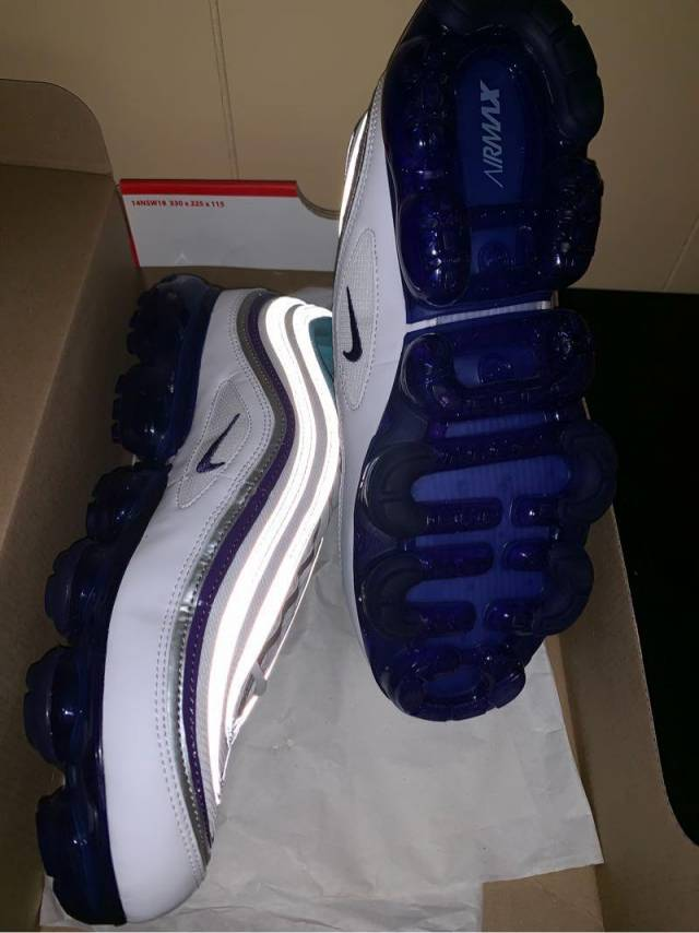 Nike Vapormax 97 Reverse Grape DS Men's