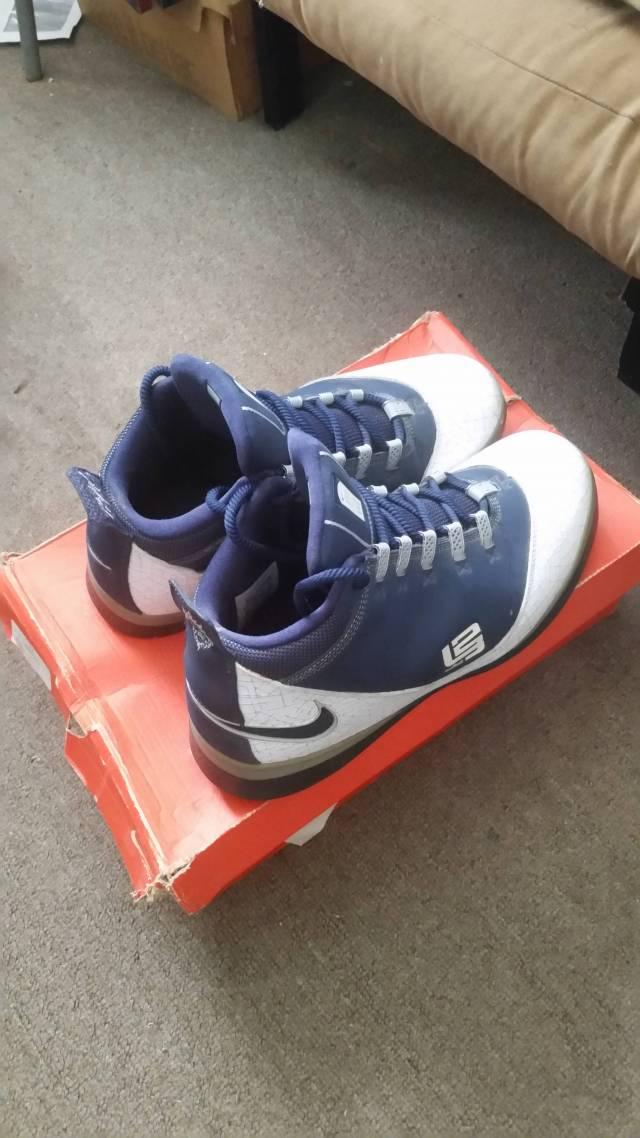 Nike Lebron Zoom Soldier II TB Midnight