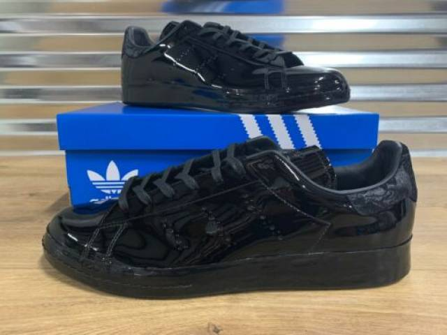 Adidas Stan Smith Patent Leather Sample