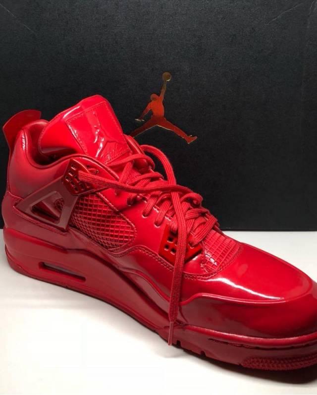 Jordan 4 Retro 11Lab4 Red | Europabio