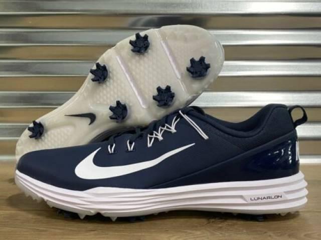 Nike Lunar Command 2 Golf Shoes Navy
