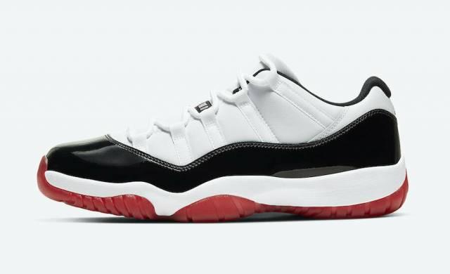Men's Nike Air Jordan Retro 11 Low