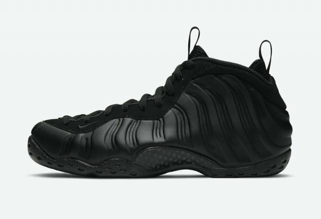 Nike Air Foamposite One Abalone Black T Neverill Currency