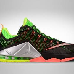 Nike lebron xii low remix 7245...