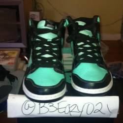 Nike sb x diamond dunk high ds...
