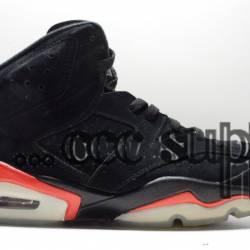 Air jordan 6 black infrared 20...