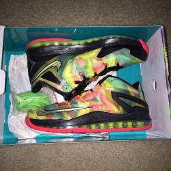 Nike lebron 11 low se multicol...