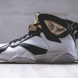 Nike air jordan 7 champagne ch...
