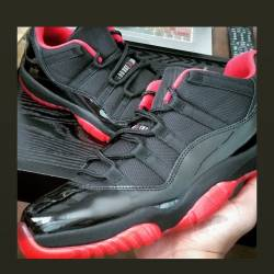 Dirty bred jordan 11 lows