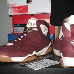 Jordan 7 cigar c & c ds/new