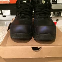 Nike air foamposite boot sz 11...