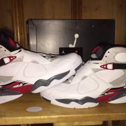 Jordan retro 8 bugs