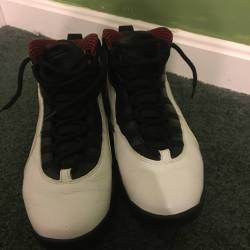 Jordan 10 chicago size 9