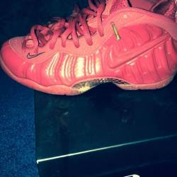 Foamposite pro gym red