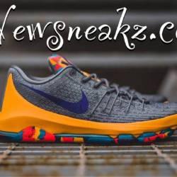 Nike kd 8 pg county 749375-050...