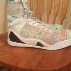 Kobe 9 what the size 8.5
