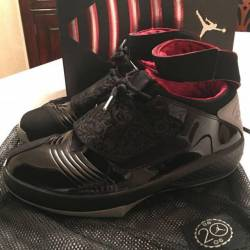 Air jordan xx stealth