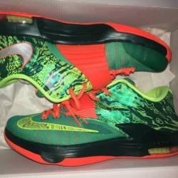 Nike kd 7 s weathermans