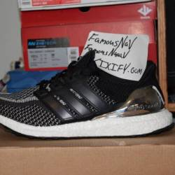 Adidas ultra boost olympic sil...