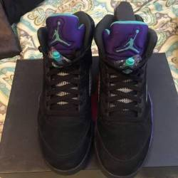 Black grape 5s