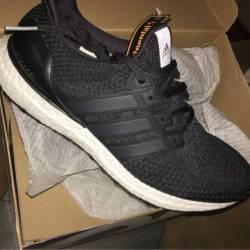 Adidas ultraboost black