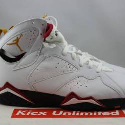 Air jordan 7 retro cardinal sz...