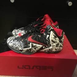 Shop: Nike LeBron 11 Graffiti | Kixify Marketplace