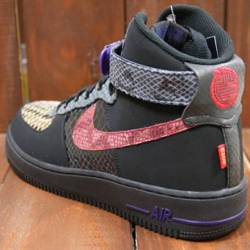 Nike air force 1 year of snake