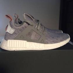 Adidas NMD XR1 PK Primeknit Olive Green Size 10.5. S32217 NMD