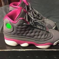 Jordan 13 grey toe gs