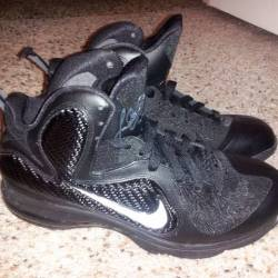Lebron 9 blackout from 2011