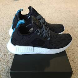 Adidas nmd_xr1 glitch black ca...