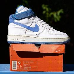 2001 nike air force 1 high b '...