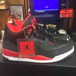 Jordan 3 crimson size 8.5 pre ...