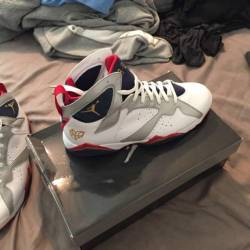 Aj 7 olympic for the love of t...