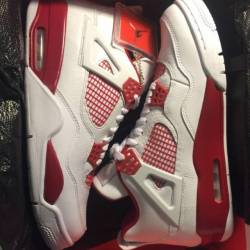 Air jordan 4 alternate 89' retro