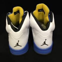 Air jordan retro 5 laney 2013 ...