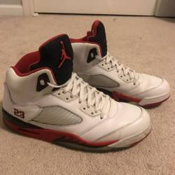 Air jordan fire red v