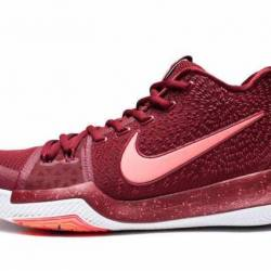 Nike kyrie 3 team red hot punc...