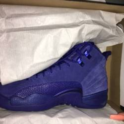 Royal blue 12s