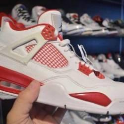 Jordan 4 alternate size 10 pre...