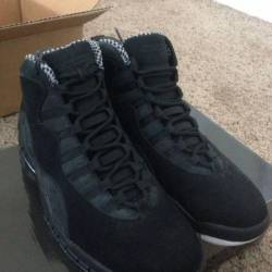Jordan 10 retro stealth (2012)...
