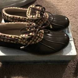 Sperry rain shoes