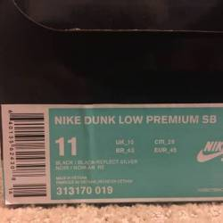 Nike dunk sb low premium sb si...
