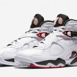 Air jordan 8 alternate white g...