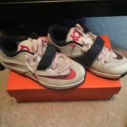 Nike kd 7 - july 4th
