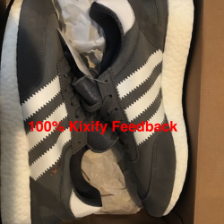 Adidas iniki grey runner